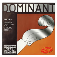 Thomastik : Dominant E Vln 4/4 light Loop