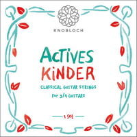 Knobloch Strings : Actives Kinder 300AKI