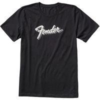 Fender : Logo T-Shirt 3D Logo XL