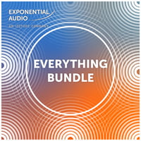 Exponential Audio : Everything Bundle