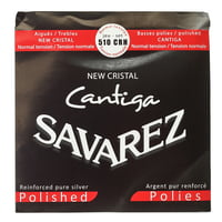 Savarez : 510CRH New Cristal Cantiga Set