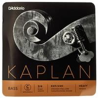 Daddario : K615-3/4H Kaplan Bass C Ext.