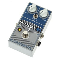 Daredevil Pedals : Drive-Bi Dual Channel Gain