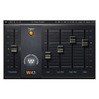Waves : W43 Noise Reduction Plugin