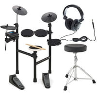 Hitman : HD-7 Sonic E-Drum Set Bundle