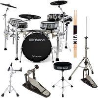 Roland : TD-50KVX V-Drum Set Bundle