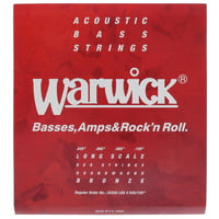 Warwick : Acoustic Bass 4-String 045/105