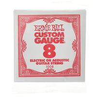 Ernie Ball : 008 Single String Slinky Set