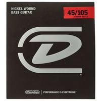 Dunlop : Bass String 4-Set  45/105