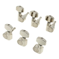 Taylor : Guitar Tuners Polished Nickel