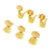 Taylor : Guitar Tuners Polished Gold