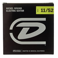 Dunlop : Guitar String Set 11/52