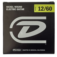 Dunlop : Electric Guitar String 12/60