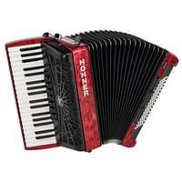Hohner : Bravo III 80 Red silent key