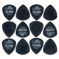 Dunlop : Flow Standard Pick Set 1,35 mm