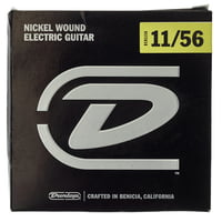Dunlop : E-Guitar String Set 11/56
