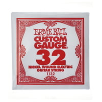 Ernie Ball : 032 Single String Wound Set