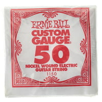Ernie Ball : 050 Single String Wound Set