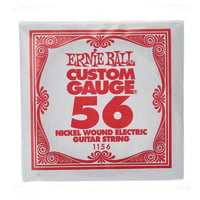 Ernie Ball : 056 Single String Wound Set