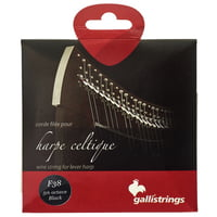 Galli Strings : Lever Harp Bass Wire F38