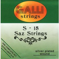 Galli Strings : S018 Saz Strings Set