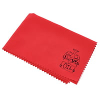 Monster Oil : Polishing Cloth - Microfiber