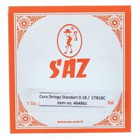 Saz : CTB18C Cura Standard Strings