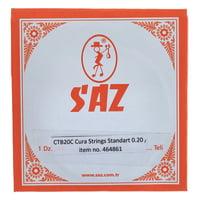 Saz : CTB20C Cura Standard Strings