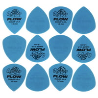 Dunlop : Flow Standard Pick Set 1,00 mm