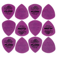 Dunlop : Flow Standard Pick Set 1,14mm