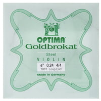Optima : Goldbrokat e\