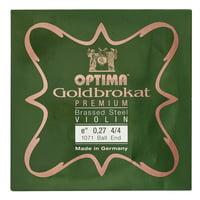 Optima : Goldbrokat Brassed e\