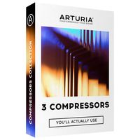 Arturia : 3 Compressors You Actually Use