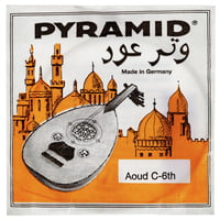 Pyramid : Arabic Oud Single String C