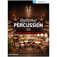 Toontrack : SDX Orchestral Percussion
