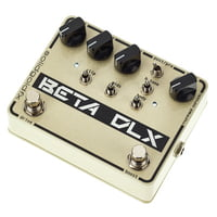 Solid Gold FX : Beta DLX Bass Overdrive/Preamp
