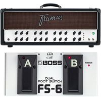 Framus : Dragon Guitar Amp Bundle