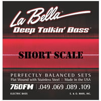 La Bella : 760FM-S