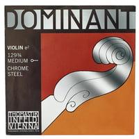 Thomastik : Dominant 129 E Violin 3/4 Med.