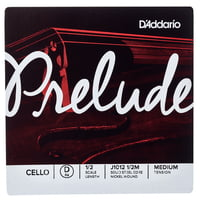 Addario : J1012 1/2M Prelude Cello D