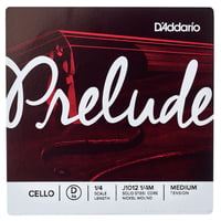 Addario : J1012 1/4M Prelude Cello D