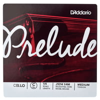Addario : J1014 1/4M Prelude Cello C