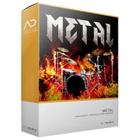 XLN Audio : AD 2 Metal