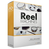 XLN Audio : AD 2 Reel Machines
