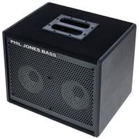 Phil Jones : Piranha Bass Cabinet CAB-27