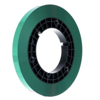RTM : Leader Tape Green 1/2\