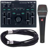 Roland : VT-4 Mic Bundle
