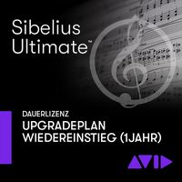Avid : Sibelius Ultimate 1Y Plan New
