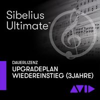 Avid : Sibelius Ultimate 3Y Plan New