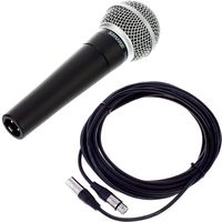 Shure : SM58 LC Monster Bundle